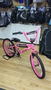 Wicked BMX Pink